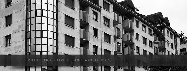 Emilio llano javier llano edificaci n residencial - Estudio arquitectura asturias ...
